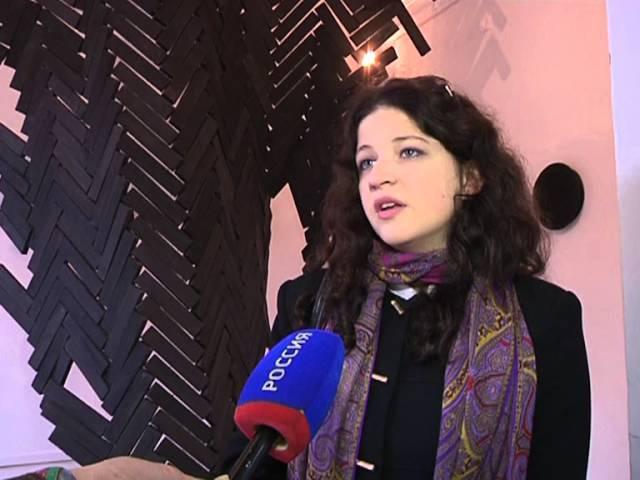 Дочь Марины Нееловой привезла на Русское зарубежье бетонный люк