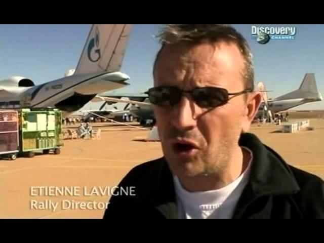 Race to Dakar Вперед в Дакар Discovery Дискавери 03