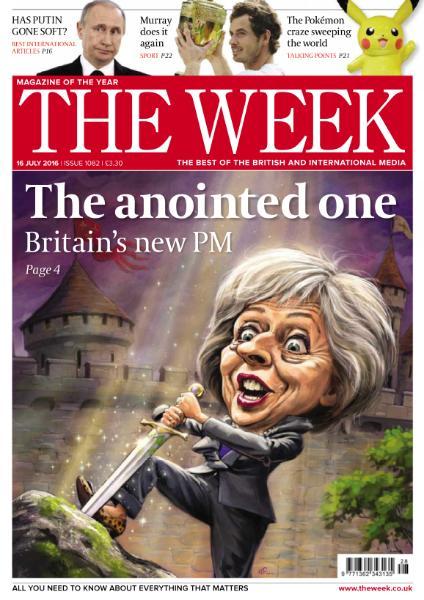 The Week UK - 16 July 2016