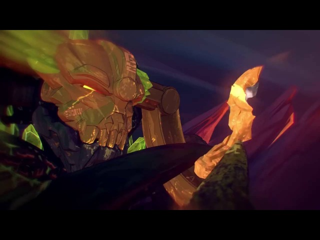 Lego Bionicle 2016 Umarak the Destroyer Character Video Journey to One