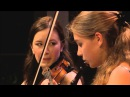 Lucie Horsch, Sonoko Miriam Welde - Bach Concerto for violin and recorder - 2nd 3rd movements