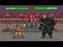 Games of Throlls - MORTAL COMBAT