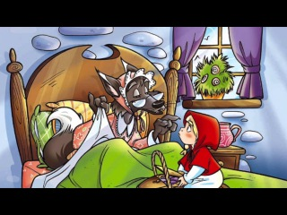 CAPPUCCETTO ROSSO / Little Red Riding Hood - ITALIAN LISTENING TEST