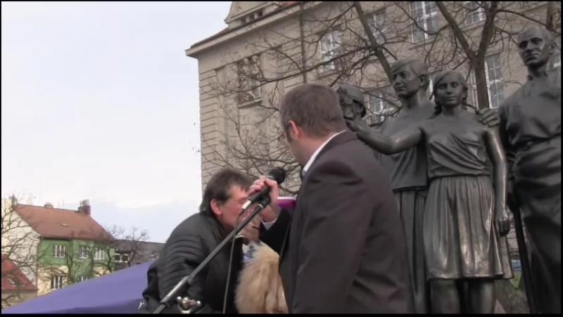 Plzeňský manifest 30.01.16 - Úvod - Milan Michael Štrunc - Jana Yngland Hrušková