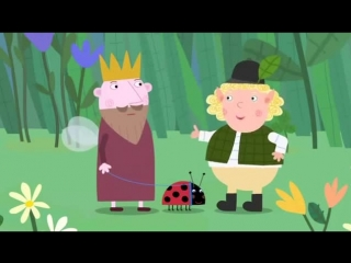 Ben and holly's little kingdom gaston goes to school series 2 episode 7 (english)