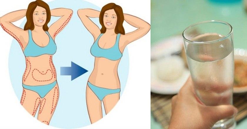 Схема Похудения С Водой.