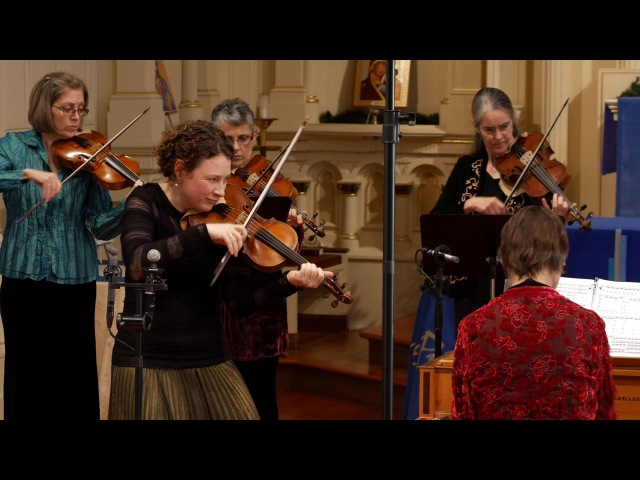 Vivaldi Four Seasons Winter (LInverno), complete Cynthia Freivogel, Voices of Music 4K RV 297