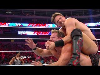 WWE Monday Night Raw En Espanol - Monday, August 13, 2012