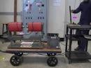 ПротивоЭДС в большом соленоиде, MIT Physics Demo, Back emf in a Large Solenoid