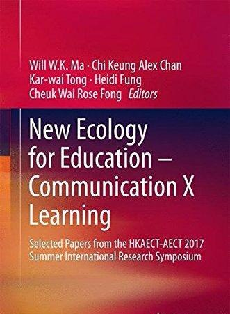 New Ecology for Education   Communication X Learning