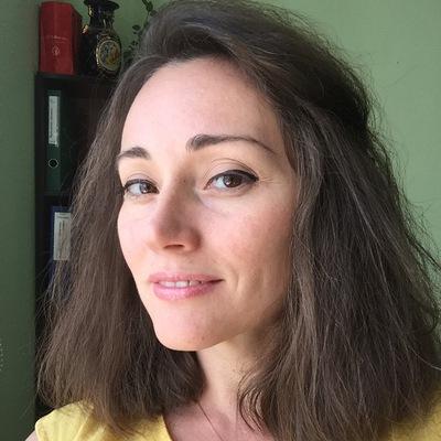 Катя Жгонова