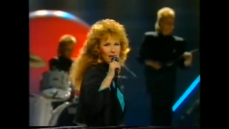 Vicky Rosti Sata salamaa Finland Eurovision 1987