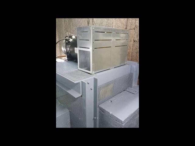 SebWork Elevator - Xaf Motor 1.6m/s gearless