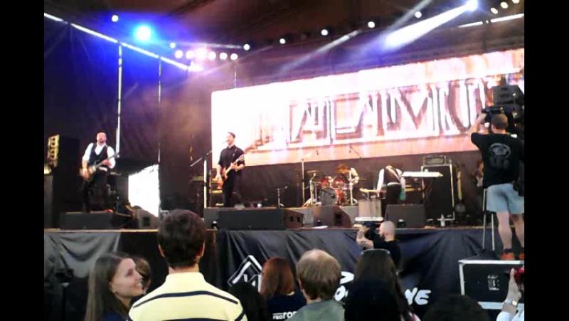 Thalamus Rock LineXX Пермь Бахаревка 25 06 2016 2