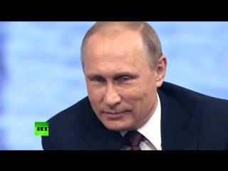 Путин отметил неверную трактовку его слов в отношении Трампа, отвечая журналисту CNN
