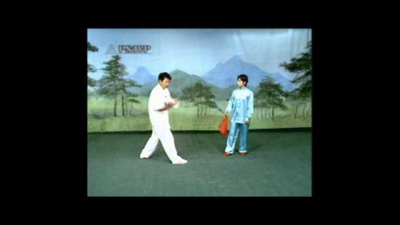 Тунбей цюань Фехтование мечом дао 3