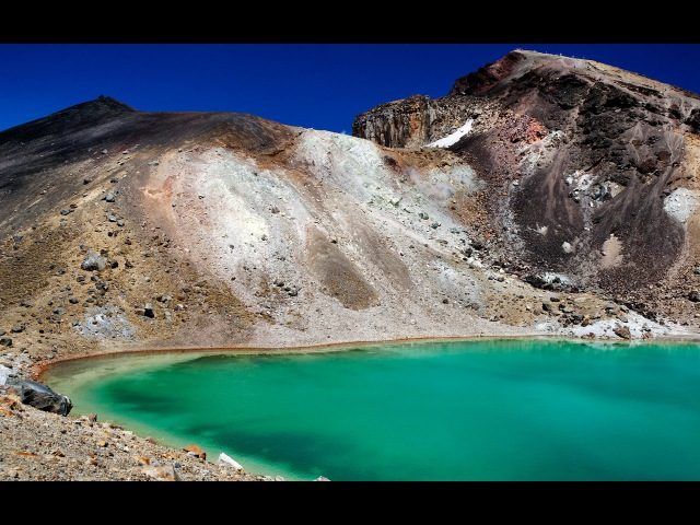 TOP 15 Mysterious Colored Lakes of The WORLD