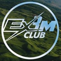 Логотип Ex3m.club / Оператор активного отдыха