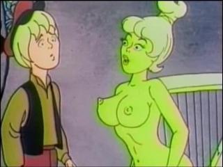порно мультик про волшебные бобы