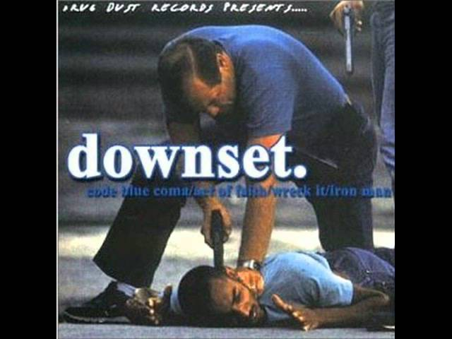 Downset Code Blue Coma EP 2000