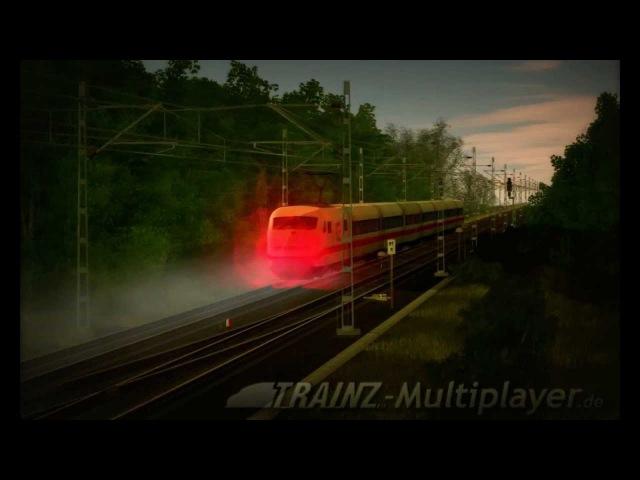 Trainz 12 DB ICE2 Trailer
