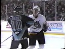 IHL: Darcy Loewen vs Alexander Semak Jan 03, 1998
