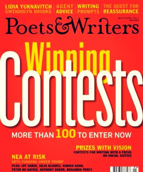 Poets Writers May-June 2017