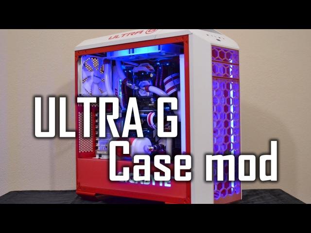 GIGABYTE ULTRA G - 5000€ - Case mod - Custom Gaming PC [EN]
