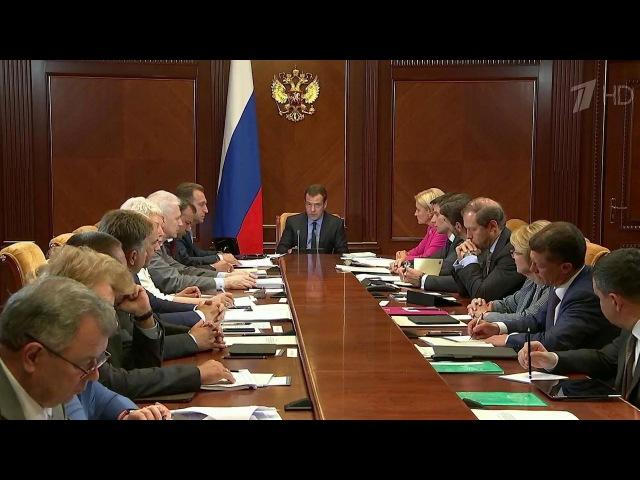 Д.Медведев призвал ориентироваться на работодателя при подготовке специалистов среднего звена.