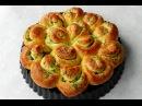 How To Make GARLIC FLOWER BREAD No Knead Bread TBEO Video 86