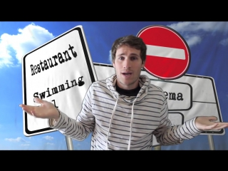 Directions rap song - how to ask and give directions, with dance actions - english through music