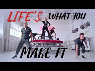 Cinderella Story- If the Shoe Fits - Full Throttle Official Lyric Music Video