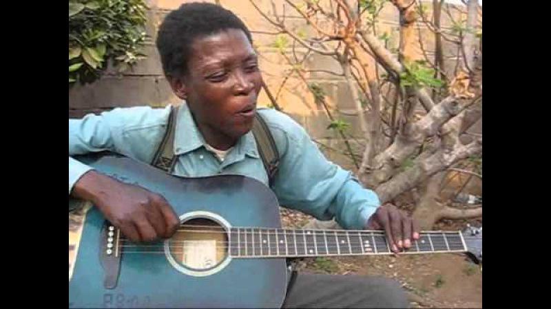 Botswana Music Guitar - Ronnie - Ba koba bana.