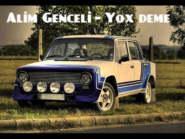 Alim Genceli Yox deme Super Avtoxit