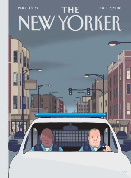 The New Yorker - October 3, 2016 vk.com