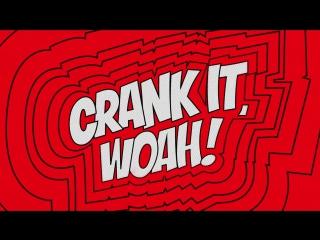 Kideko  George Kwali - Crank It (Woah!) feat. Nadia Rose  Sweetie Irie [Official Audio]