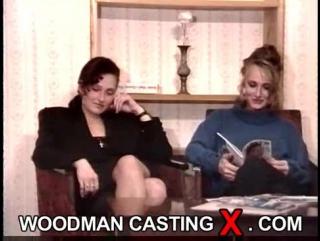 Две подружки на кастинге вудмана (teen, школьница, домашнее видео, домашнее порно, неопытная, студентка, русское порно)