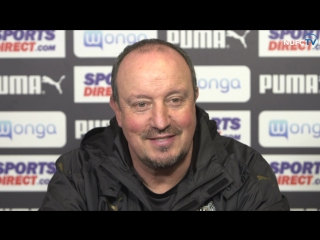 Benitezs pre-rotherham media briefing