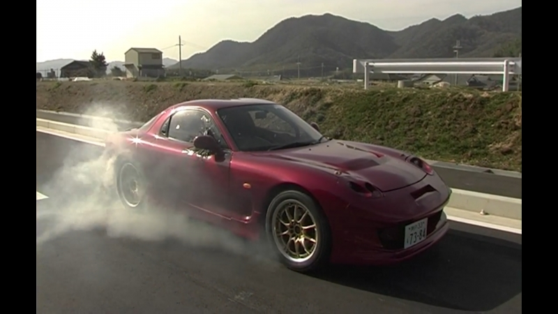 High Octane: Overboost — Japan's Ultimate Car Tuners: STILL WAY's 9 Second Mazda RX-7 FD3S on Street Tyres!
