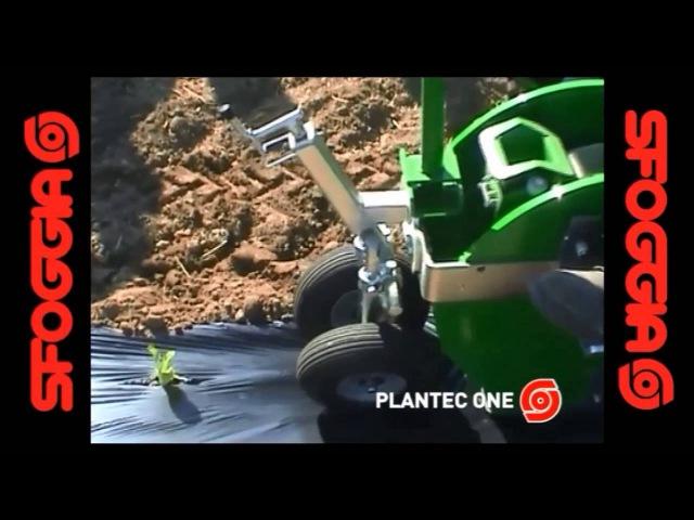 Рассадопосадочная машина для высадки касcетами Спец видео для овощеводов