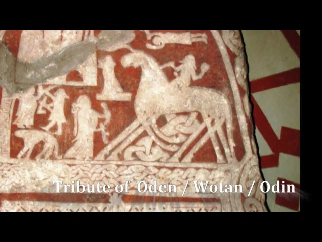 Tribute of Oden Wotan Odin