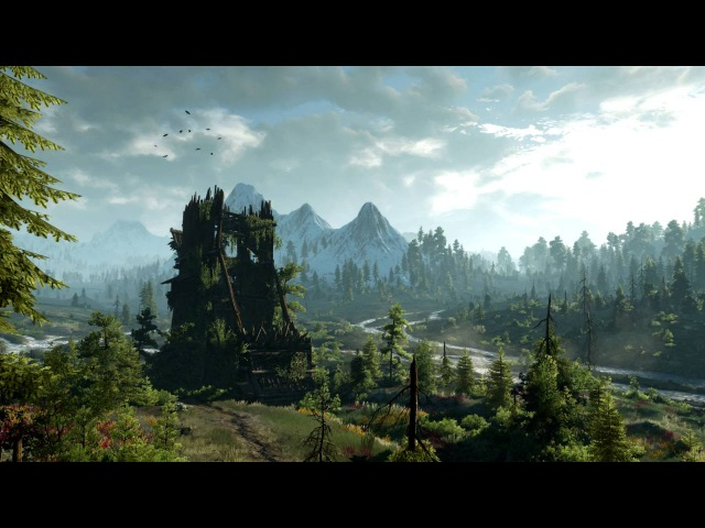 The Witcher 3: Wild Hunt The Fields of Ard Skellig 1 Hour Version