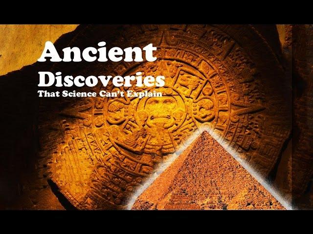 History Древние открытия Машины Богов 23 серия