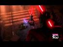 Darth Maul Savage Opress vs Obi-wan Asajj Ventress 1080P (Clone Wars Season Finale)