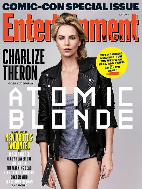 Entertainment Weekly Comic Issue July 2017