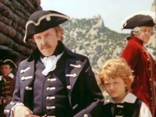 Остров сокровищ. (1982).