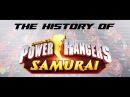 Power Rangers Samurai, Part 3 - History of Power Rangers