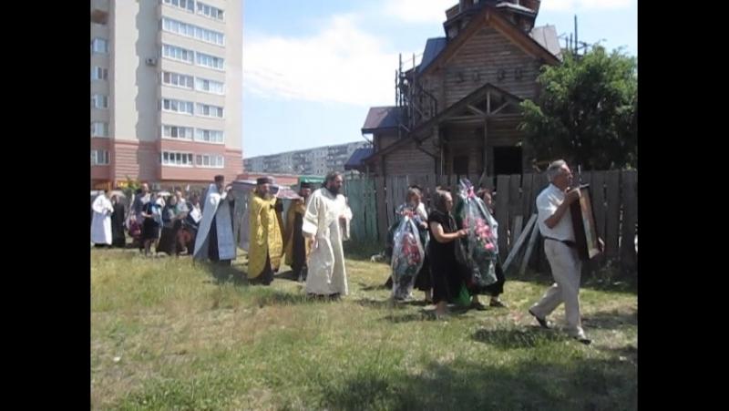 Последний крестный ход отца Алексия Радивилова