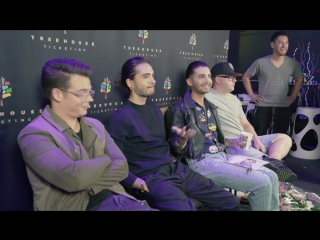 #15 Poker, Porn  Pizza - Tokio Hotel TV 2017 Official