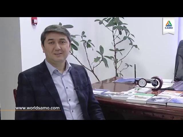 Для компании TopLife Саидмурод Давлатов
